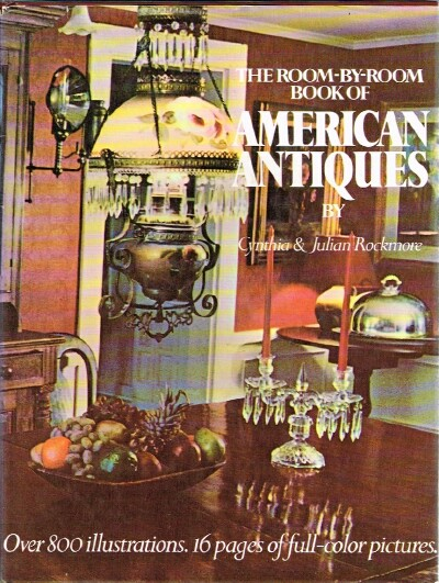 Image for The Room-By-Room Book of American Antiques