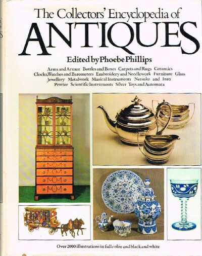 Image for The Collectors' Encyclopedia of Antiques
