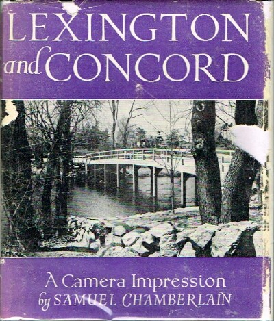 Image for Lexington and Concord A Camera Impression
