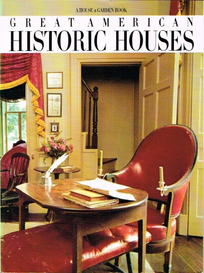 Image for Great American Historic Houses