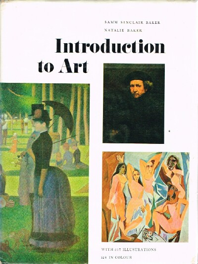 Image for Introduction to Art A guide to the understanding and enjoyment of Great Masterpieces