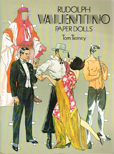 Image for Rudolph Valentino Paper Dolls