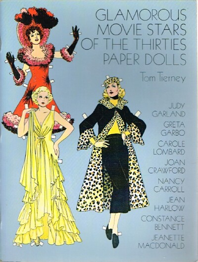 Image for Glamorous Movie Stars of the Thirties Paper Dolls