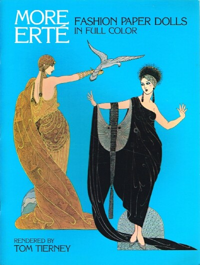 Image for More Erte Fashion Paper Dolls in Full Color