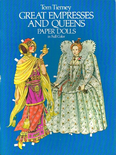 Image for Great Empresses and Queens Paper Dolls In Full Color