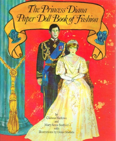 Image for The Princess Diana Paper Doll Book of Fashion