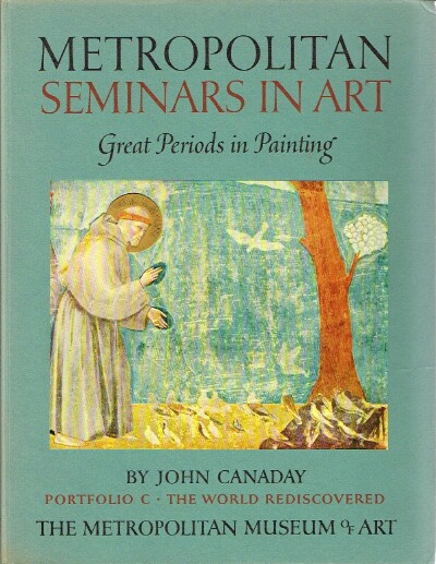 Image for Metropolitan Seminars In Art Portfolio C The World Rediscovered
