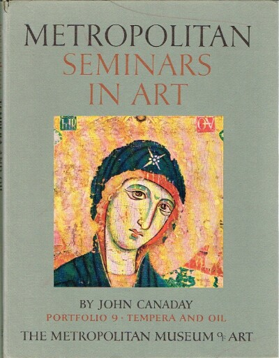 Image for Metropolitan Seminars In Art Portfolio 9 Tempera and Oil
