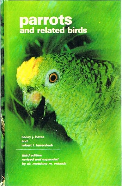 Image for Parrots and Related Birds