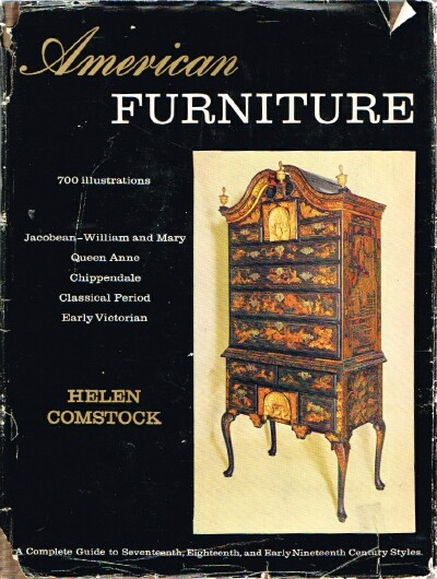 Image for American Furniture Seventeenth, Eighteenth, and Nineteenth Centure Styles