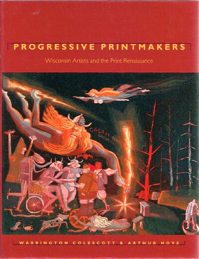 Image for Progressive Printmakers: Wisconsin Artists and the Print Renaissance