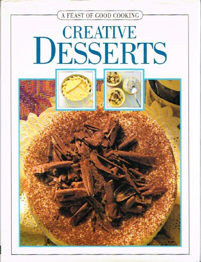 Image for Creative Desserts