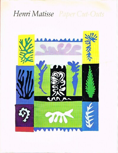 Image for Henri Matisse: Paper Cut-Outs