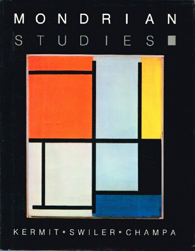 Image for Mondrian Studies
