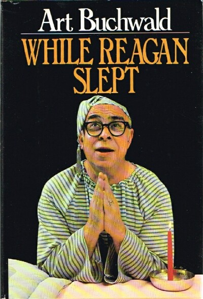 Image for While Reagan Slept