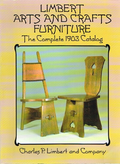 Image for Limbert Arts and Crafts Furniture The Complete 1903 Catalog