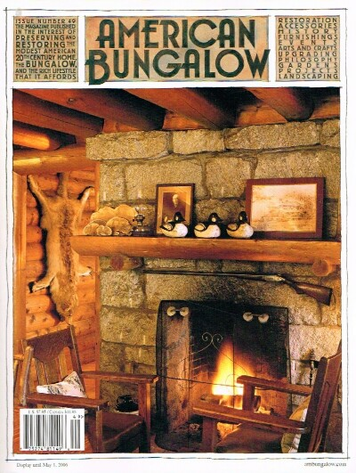 Image for American Bungalow Spring 2006