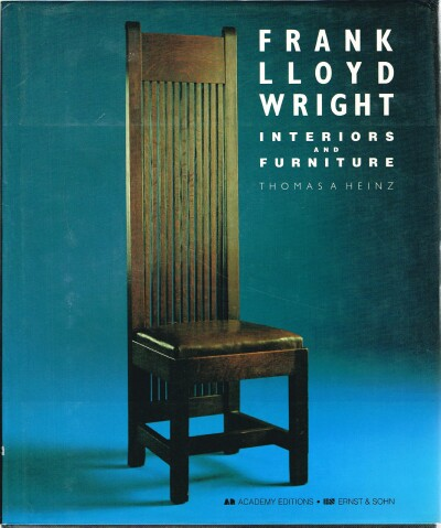Image for Frank Lloyd Wright Interiors and Furniture