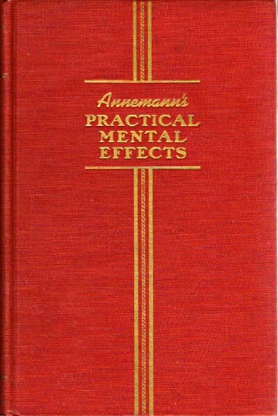 Image for Annemann's Practical Mental Effects
