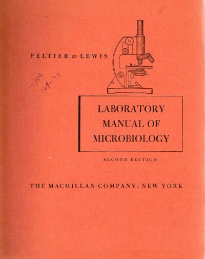 Image for Laboratory Manual of Microbiology