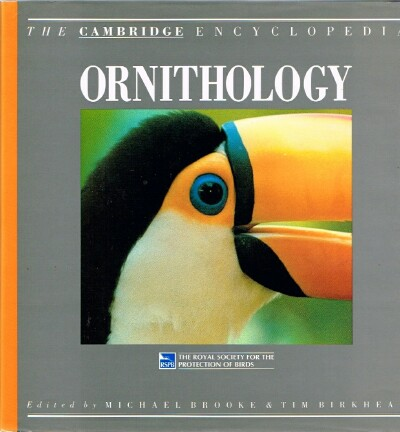 Image for The Cambridge Encyclopedia of Ornithology