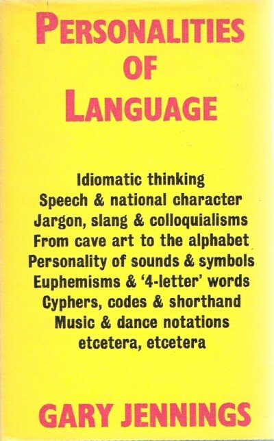 Image for Personalities of Language