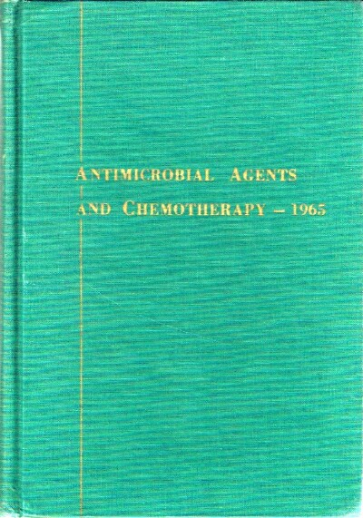 Image for Antimicrobial Agents and Chemotherapy-1965