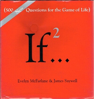 Image for If 2  500 New Questions for the Game of Life