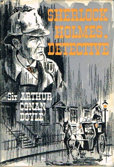 Image for Sherlock Holmes, Detective Eight of His Famous Adventures