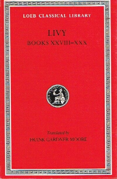 Image for Livy VIII: History of Rome: Books XXXVIII-XXX