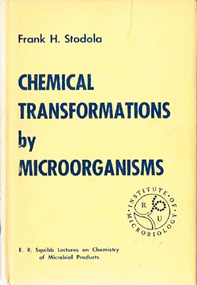Image for Chemical Transformations by Microorganisms