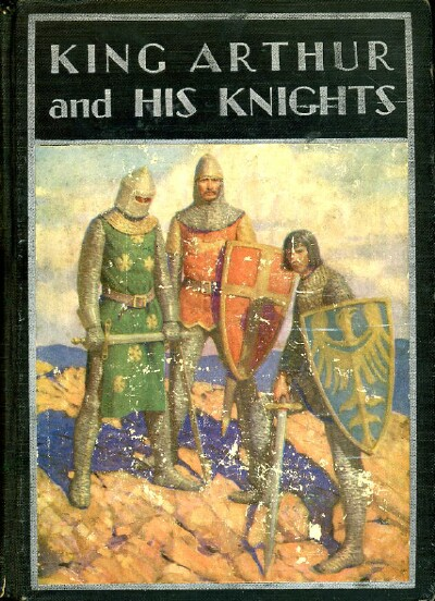 Image for King Arthur and His Knights: A Noble and Joyous History
