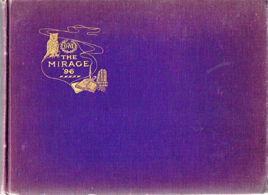 Image for The Mirage:  Annual Publication of the Junior Class, De Pauw University 1895