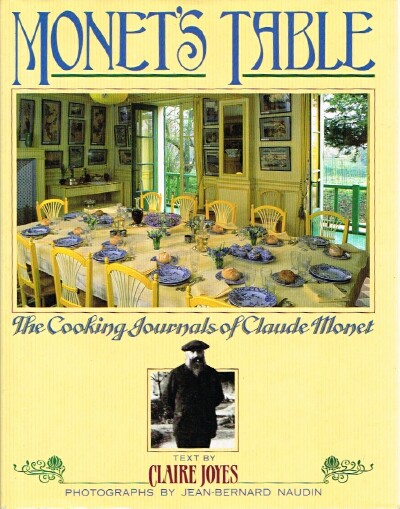 Image for Monet's Table: The Cooking Journals of Claude Monet