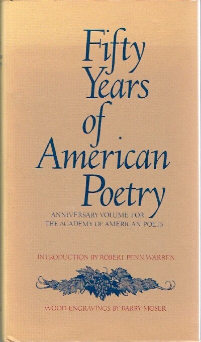 Image for Fifty Years of American Poetry
