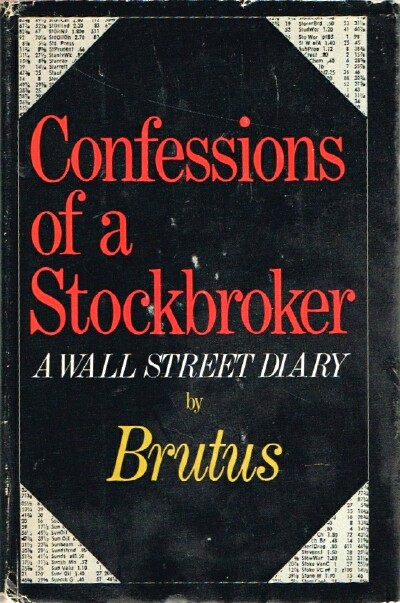 Image for Confessions of a Stockbroker
