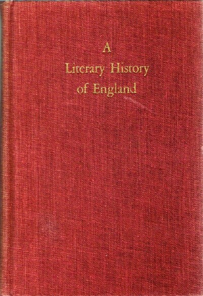 Image for A Literary History of England