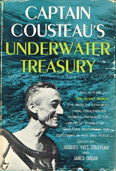 Image for Captain Cousteau's Underwater Treasury