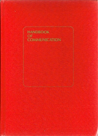 Image for Handbook of Communication