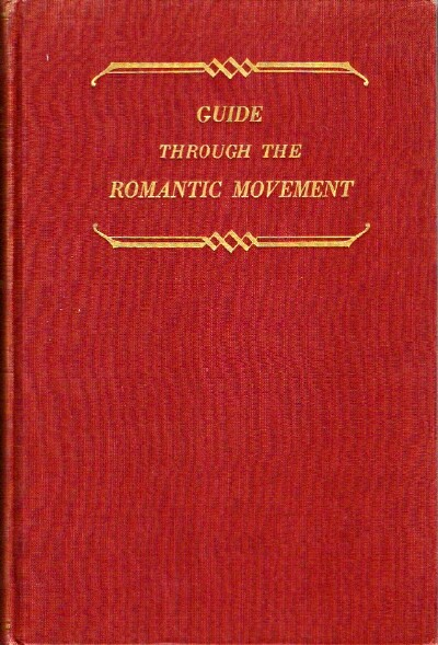 Image for Guide Through the Romantic Movement