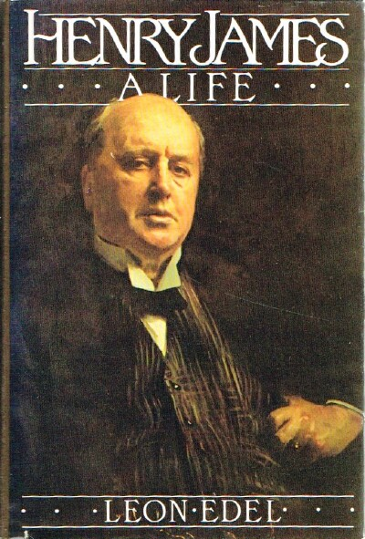 Image for Henry James: A Life
