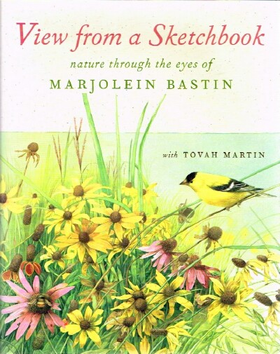 Image for View from a Sketchbook: Nature Through the Eyes of Marjorlein Bastin