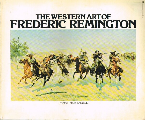 Image for The Western Art of Frederic Remington