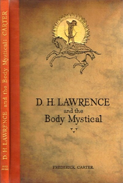 Image for D.H. Lawrence and the Body Mystical