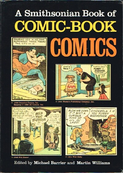 Image for A Smithsonian Book of Comic-Book Comics