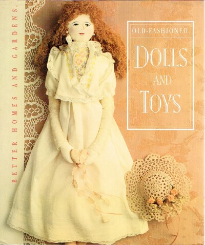 Image for Old-Fashioned Dolls and Toys