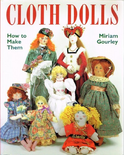 Image for Cloth Dolls: How to Make Them