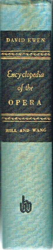 Image for Encyclopedia of the Opera