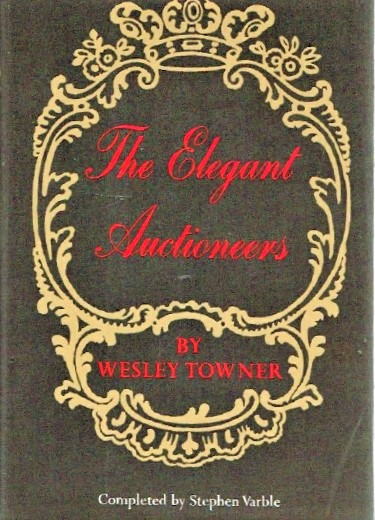 Image for The Elegant Auctioneers