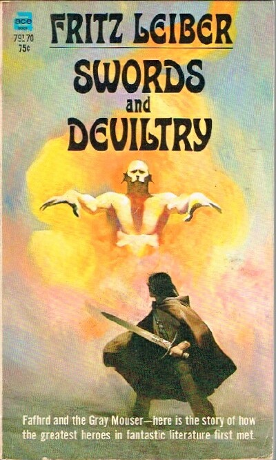 Image for Swords and Deviltry